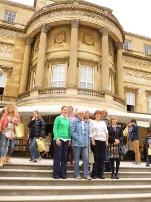 Buckingham Palace September2013