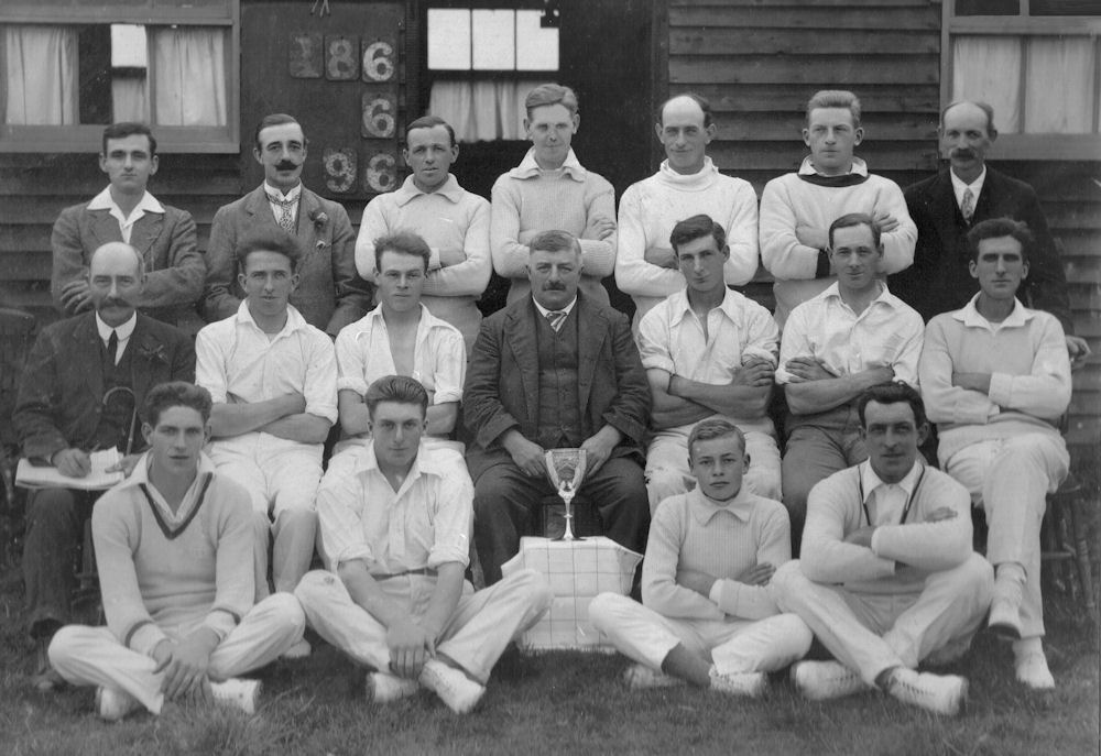 Radnage Cricket Team 1920s