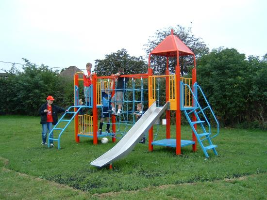 New Play Ground