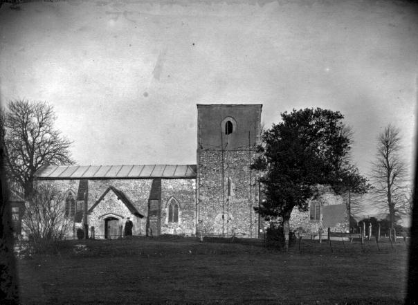St Mary\'s 1912