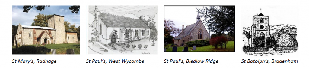 All four churches image